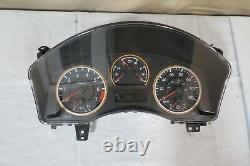 08-09 Nissan Armada SE Speedometer Odometer Cluster 6 Gauge Dash Big Tow OEM