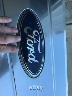 09 10 11 12 2009-2012 Ford Flex Limited TailGate Trunk Panel Garnish Molding OEM