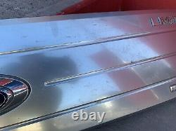 09 10 11 12 2009-2012 Ford Flex Limited Tail Gate Trunk Trim Panel Garnish OEM