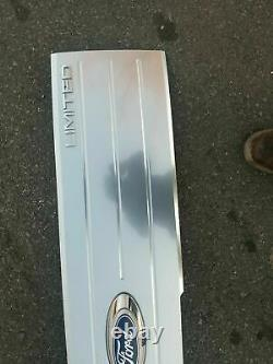 09 10 11 12 Ford Flex Limited TailGate Trunk Panel Garnish Molding With CAMERA OEM