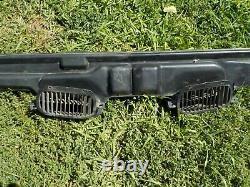 1998-2001 Dodge Ram 1500 2500 3500 Dash Frame Mount Deck Heat A/c Duct Work
