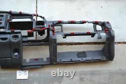 1998-2001 Dodge Ram 1500 2500 Dash Frame Core Mount Deck Assembly Grey Oem