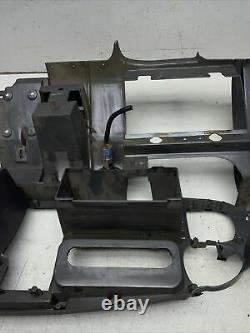 1998 98 Dodge Ram 1500 Dash Frame Core Mount Deck Assembly Charcoal Agate M632