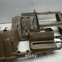 1998 98 Dodge Ram 1500 Dash Frame Core Mount Deck Assembly Tan 1- Aux Rm171