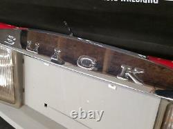 2003 Buick Rendezvous Trunk Center Deck LID Mounted Tail Light Lamp Assembly