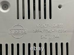 2008-2009 Nissan Armada Titan Truck Speedometer Cluster Gauge OEM VP8NDF-10894A