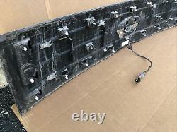 2009-2012 Ford Flex Limited TailGate Trunk Panel Garnish Molding With CAMERA OEM