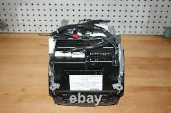 2009 Lexus is250 Stereo Navigation assembly Radio 6 Disc CD Changer