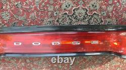 2011-2014 Dodge Charger Center Trunk Deck Lid Factory Tail Light Lamp LED