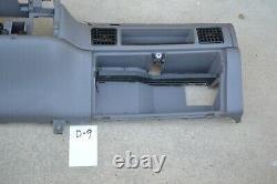 94-97 Dodge Ram 1500 2500 Dash Core Mount Deck Grey Oem