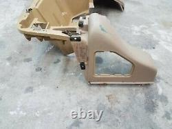 94-97 Dodge Ram 1500 2500 Dash Frame Core Mount Deck Assembly Driftwood Tan Oem