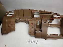 98 1998 Dodge Ram 1500 Dash Frame Core Mount Deck Assembly Unit Tan No 12 Aux