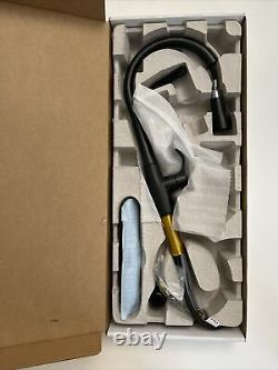 Kohler Simplice K-596-BL Pull Down Sprayer Kitchen Faucet in Matte Black
