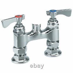 Krowne Royal Series 4 Center Raised Deck Mount Faucet Body, 15-4XXL
