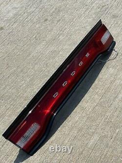 OEM 2011-2014 Dodge Charger Center Trunk Deck Lid Factory Tail Light Lamp LED