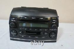 04 05 Toyota Sienna Am Fm Radio CD Cassette Receiver Player Display Oem Jbl