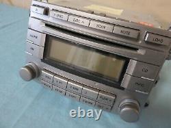 07-08 2007-2008 Hyundai Veracruz Am Fm XM Radio Audio Lecteur Oem 96160-3j600