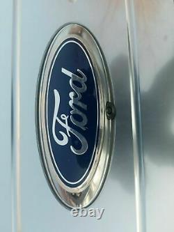09 10 11 12 Ford Flex Limited Tailgate Panneau De Trunk Garnir Molding Avec Camera Oem