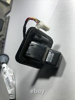 12-19 Nissan Versa Sedan Chariot D'ascenseur De Porte De Coffre Panneau De Moulage Camera Opt Oem