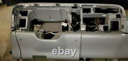 1994-1997 Dodge Ram 1500 Dash Frame Core Mount Deck Assemblage Unit Grey