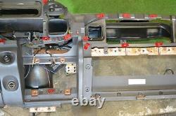 1998-2001 Dodge Ram 1500 2500 Dash Frame Core Mount Deck Assemblage Oem Gris