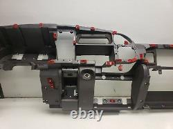 1998 98 Dodge Ram 1500 Dash Frame Core Mount Deck Assemblage Charbon Agate 1- Aux