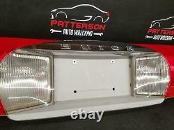 2003 Buick Rendez-vous Trunk Center Deck LID Monté Tail Light Assemblage