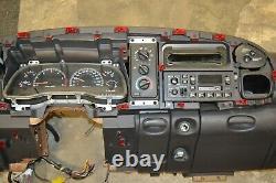 98-01 Dodge Ram 1500 2500 3500 Dash Frame Core Mount Deck Unité D'assemblage Oem