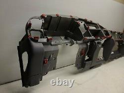 98 1998 Dodge Ram 1500 Dash Frame Core Mount Deck Assembly Unit Mist Grey B129