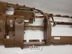98 1998 Dodge Ram 1500 Dash Frame Core Mount Deck Unité D'assemblage Tan No 12 Aux