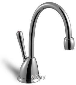 Distributeur D'eau Chaude De Nickel De Nickel D'insinkerator H-viewsn-ss Satin, Aucun H-viewsn-ss