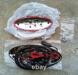 Ford Flex Limited Tail Gate Emblem Avec Caméra D'aide Au Parc De Secours Oem 09 10 11 12