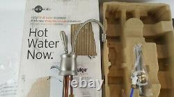 Insinkerator F-hc2215sn Se Livrer Toscane Robinet D'eau Chaude / Froide, Satin Nickel Nouveau
