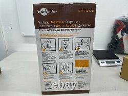 Insinkerator H-view-sn Distributeur Instantané D'eau Chaude Satin Nickel Finition