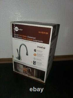 Insinkerator Impliquez Instant Hot Water Dispenser System Satin Nickel #h-view-sn
