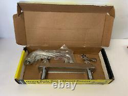 Krowne Metal 15-508l Royal 8 Swing Spout Deck Mount Robinet 8 Centre Low Lead