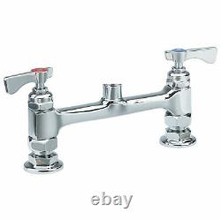 Krowne Royal Series 8 Center Raised Deck Mount Faucet Body, 15-8xxl