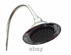 Mon Plomberiestuff Rx2300j Jumbo Clawfoot Tub Add-a-shower 60