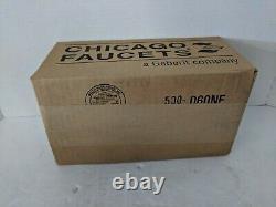 Robinet De Chicago 1888-cp 2-poignée Robinet Évier Manuel Avec 8 Centres Chrome